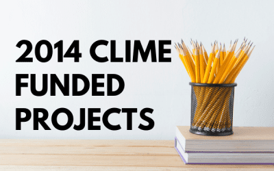 2014-2015 CLIME FUNDED PROJECTS