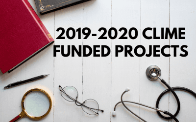 2019-2020 CLIME FUNDED PROJECTS