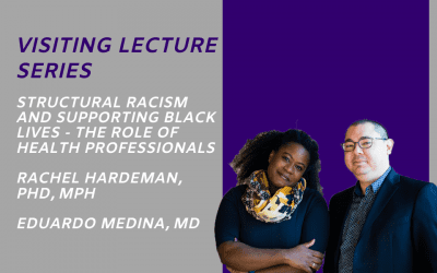 STRUCTURAL RACISM AND SUPPORTING BLACK LIVES – THE ROLE OF HEALTH PROFESSIONALS