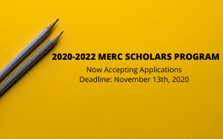 MERC SCHOLARS PROGRAM 2021-2022