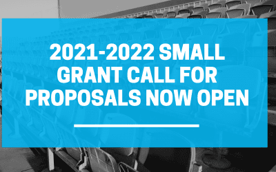 SMALL GRANT AWARDS PROGRAM 2021-2022