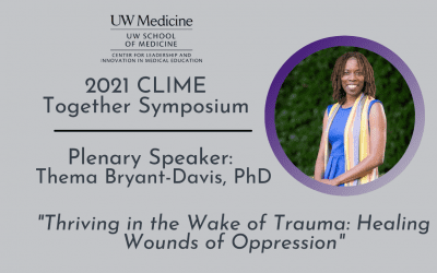 2021 CLIME Together Symposium